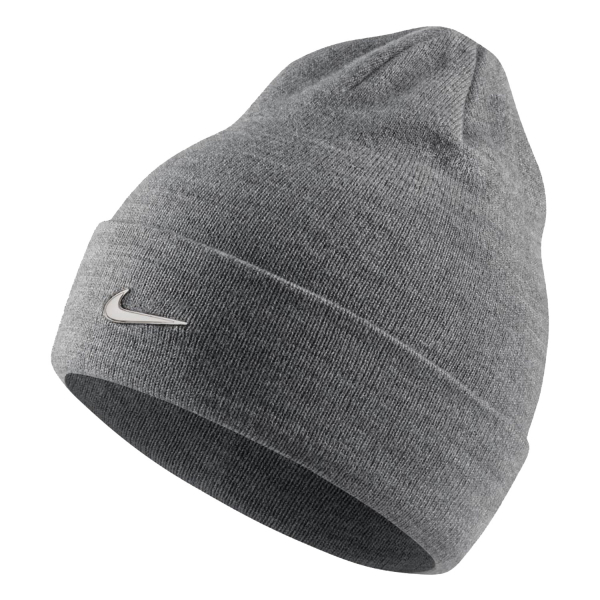 Шапка Nike Beanie Metal Swoosh 825577-091
