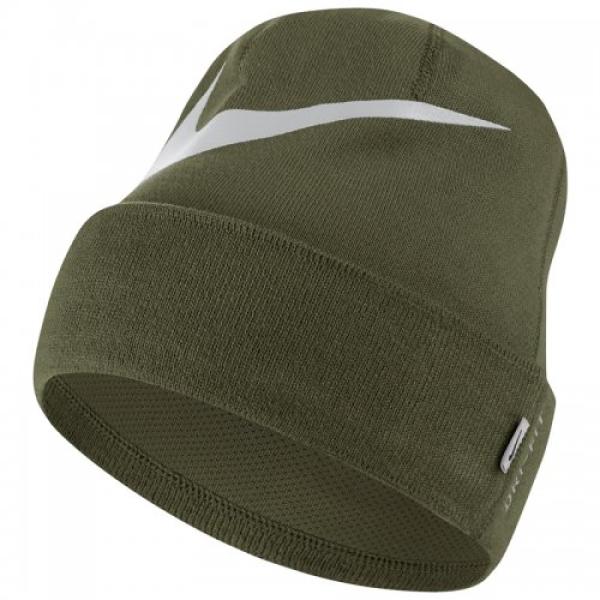 Шапка Nike  BEANIE SWOOSH CUFFED 876501-395
