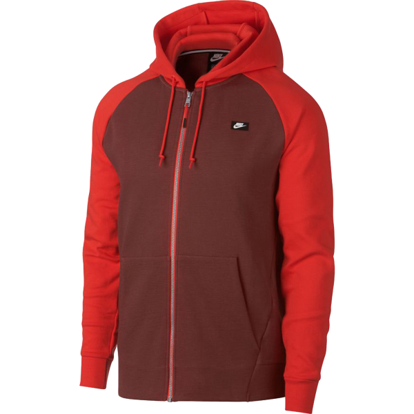 Толстовка  Nike NSW OPTIC HOODIE FZ  928475-236