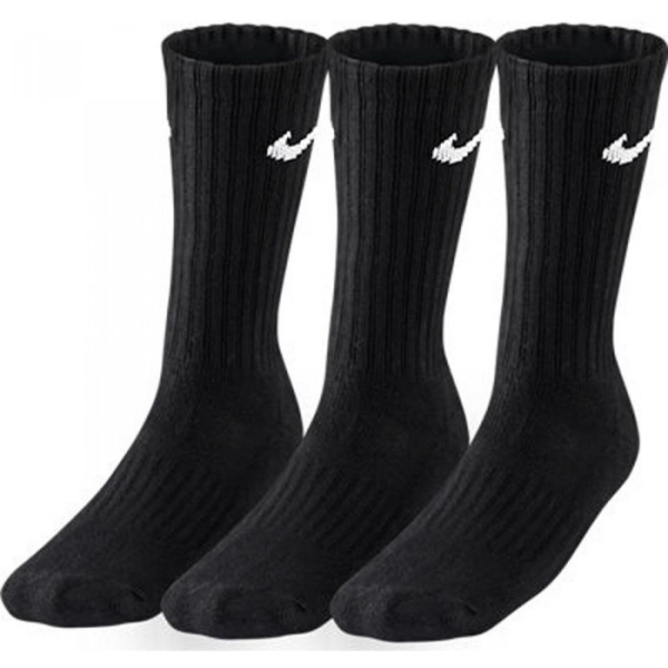 Шкарпетки NIKE 3PPK VALUE COTTON CREW SX4508-001