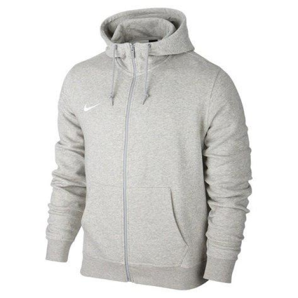 Толстовка  NIKE TEAM CLUB FZ HOODY 658497-050