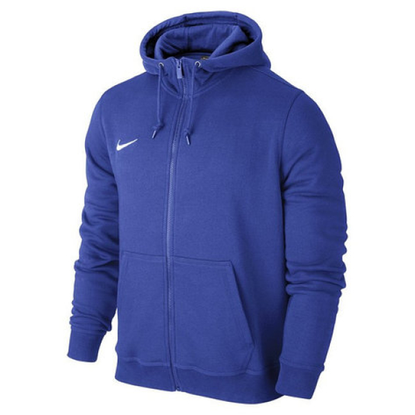 Толстовка NIKE TEAM CLUB FULL ZIP 658497-463