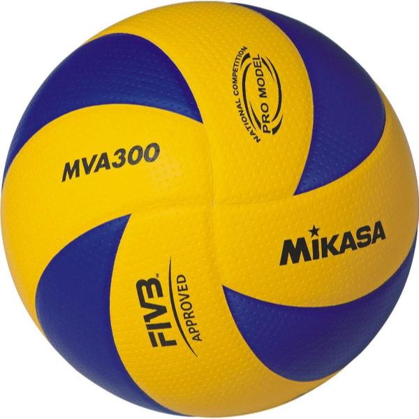 М'яч волейбольний Mikasa MVA300