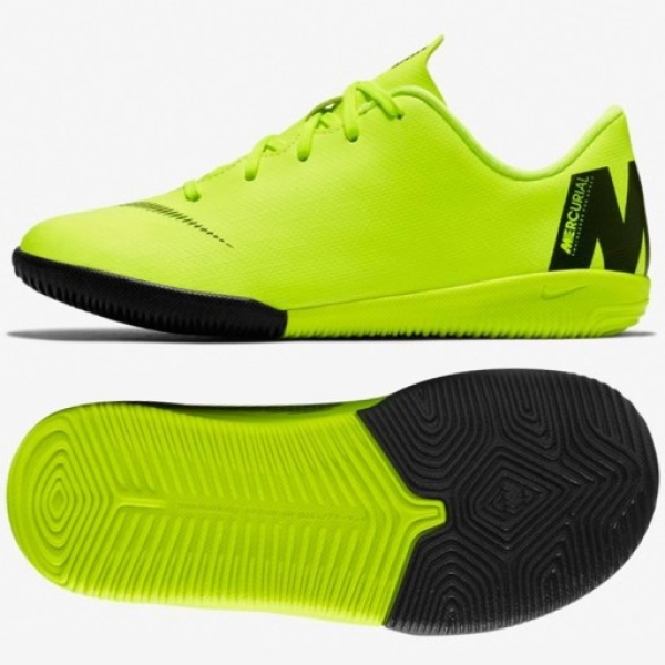 Футзалки  Nike JR VaporX 12 Academy GS IC 701 AJ3101-701
