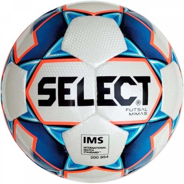М'яч футзальний Select Mimas IMS 2018 White