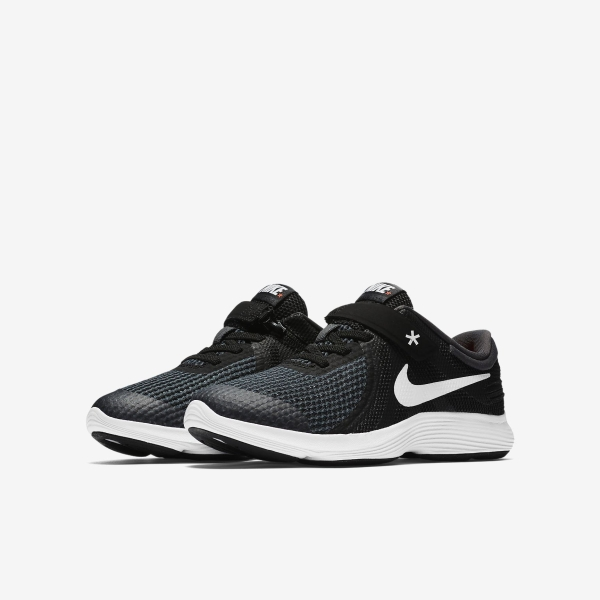 Кросівки NIKE REVOLUTION 4 FLYEASE WIDE GS   AH8797 001