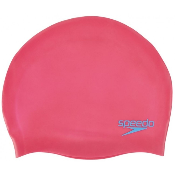 Шапочка для плавання Speedo Plain Moulded Silicone Cap (Junior)  8-70990A064