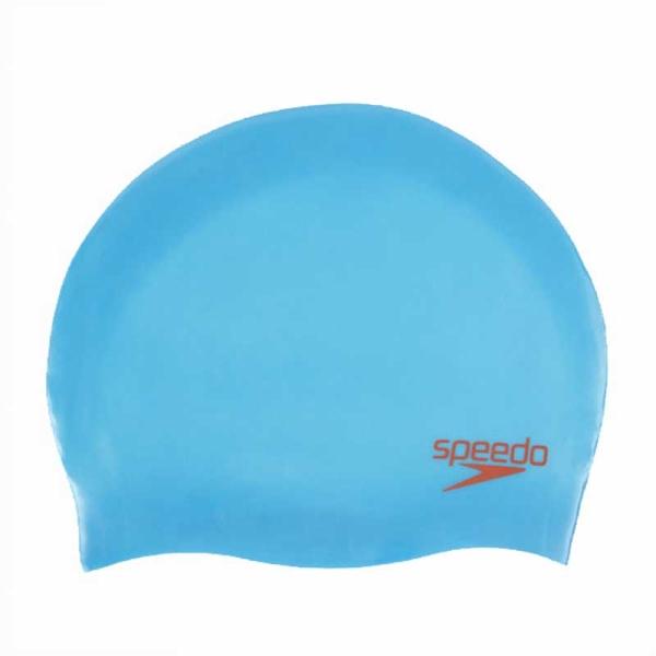 Шапочка для плавання Plain Moulded Silicone Junior  8-70990B405