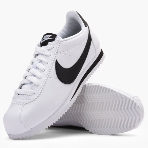 Кросівки Nike  Classic Cortez Leather White (807471-101)