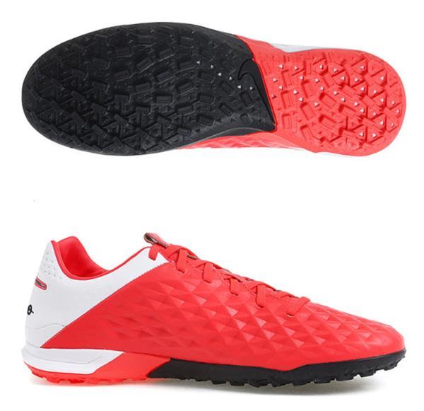 Сороконіжки Nike Tiempo Legend VIII Pro TF (шкіра) AT6136-606