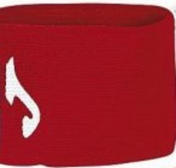 Капітанська пов'язка Joma 400363.P01 / червона