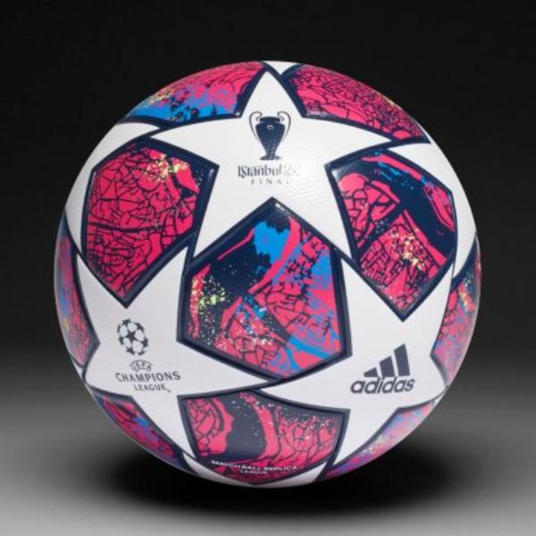 Футбольний м'яч Adidas Finale Instanbul 20 League FH7340