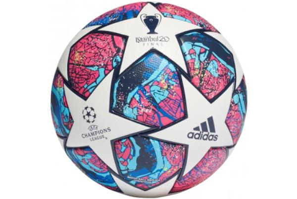 Футбольний м'яч Adidas Finale Instanbul 20 Competition FH7341