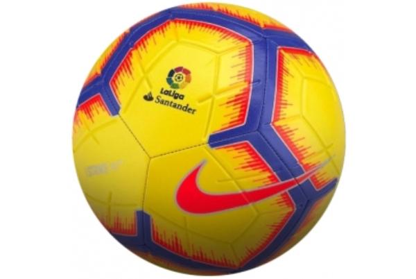Футбольний м'яч Nike La Liga Strike SC3313-710
