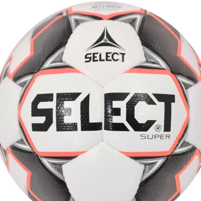 М'яч футбольный Select Super Orange